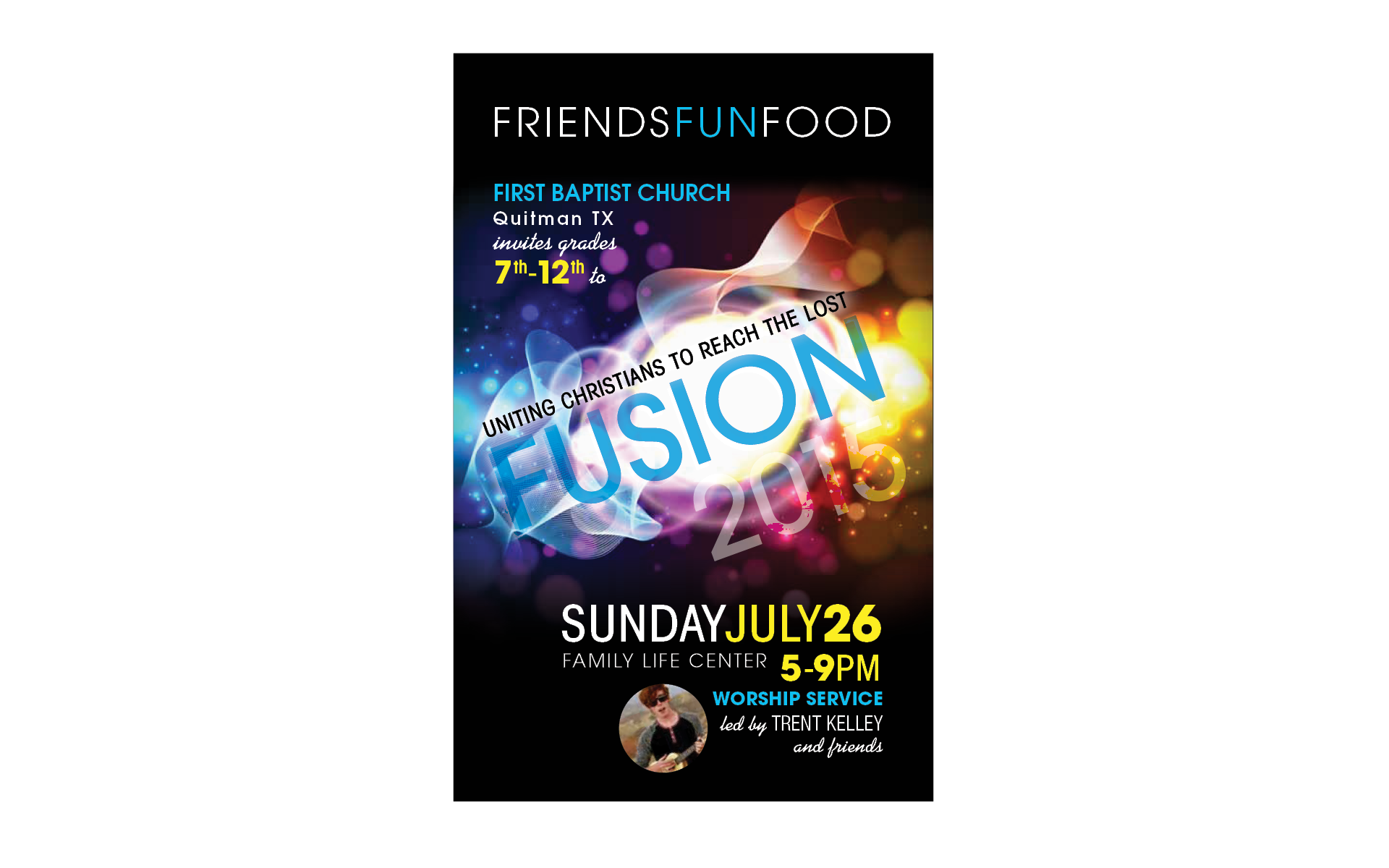 FUSION YOUTH EVENT fbcq.org