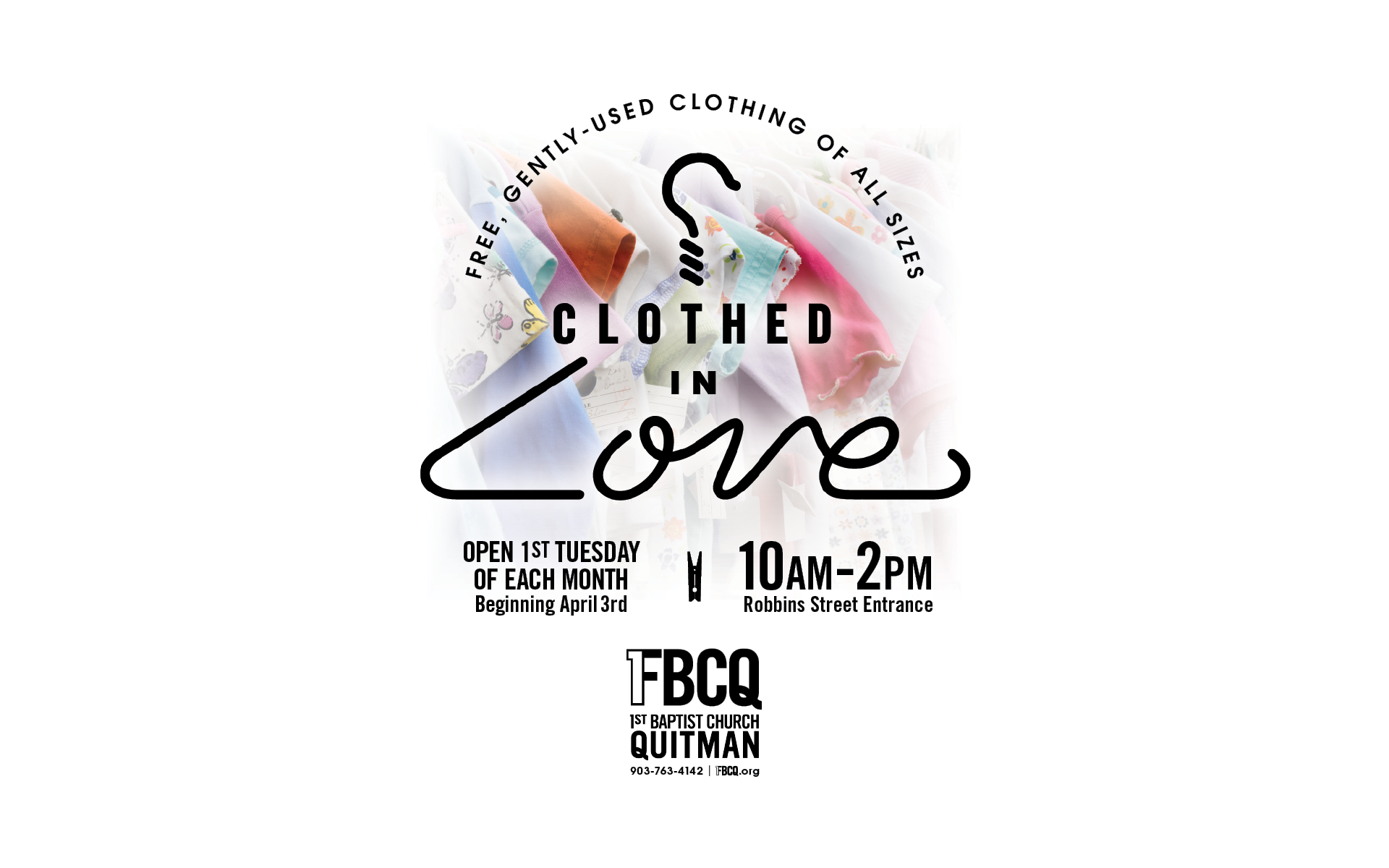 CLOTHED IN LOVE FLIER fbcq.org