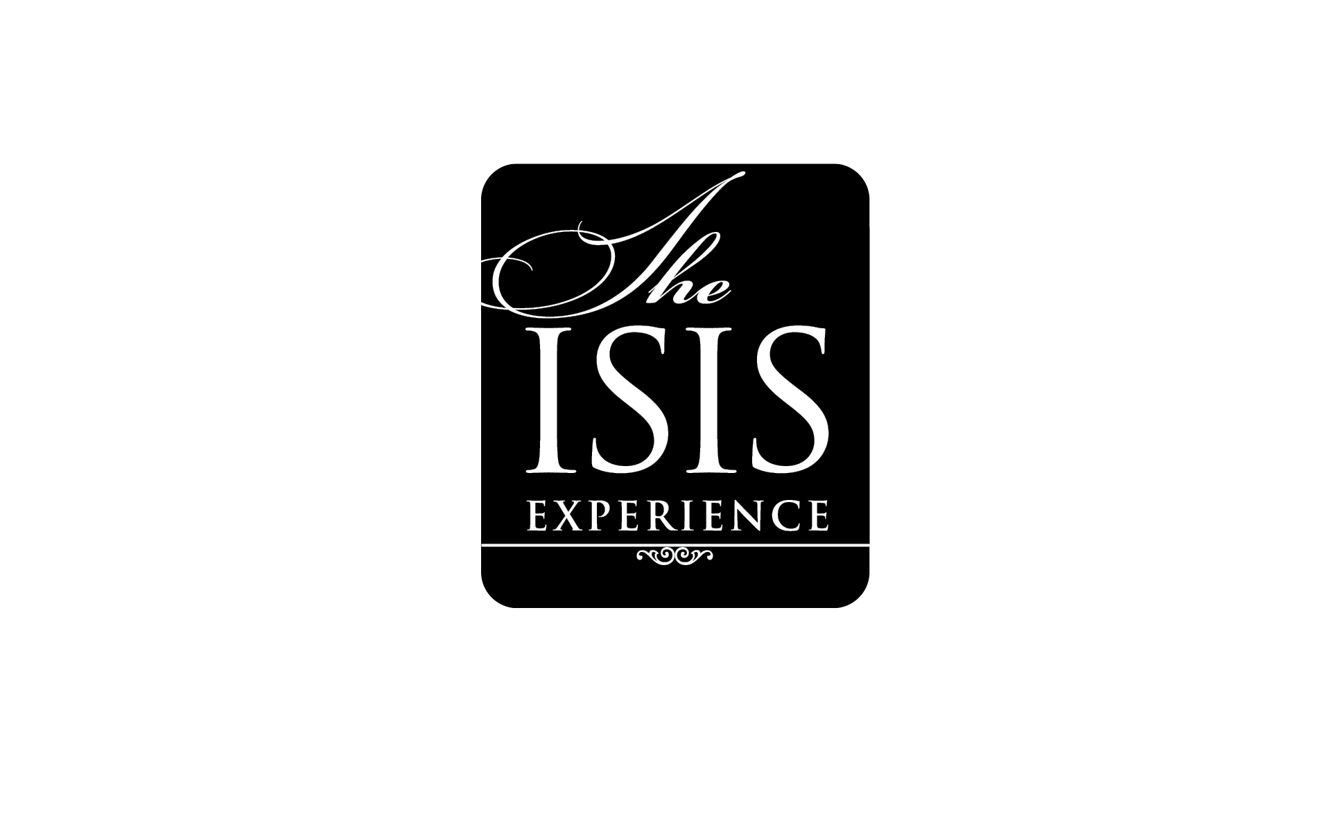 THE ISIS EXPERIENCE LOGO www.isisexperience.com